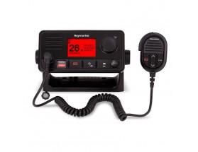 E70516 Ray63 Radio VHF con GPS integrado. Dispone de controles de gran tamaño y una pantalla grande para una fácil operación en alta mar. Es una radio marina VHF de función completa con llamadas selectivas digitales DSC y un receptor GPS incorporado