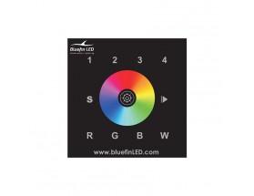 RGBW-CC Controlador DMX WiFi para luces de color cambiante