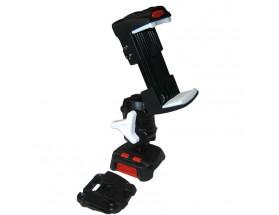 ROKK Mini - Kit de montaje para teléfono móvil con base fija atornillable