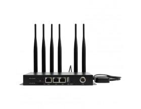 ROUT003W Azimut Wifi Serie 3. La solución más simple y efectiva de Internet en cualquier lugar. Permite decargas de archivos en segundo, disfrutar de contenido HD y videollamadas sin problemas.
