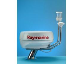 Soporte para antena GPS/VHF en estribor