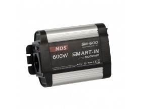 SM600-12 Convertidor Smart-in 230V/50-60Hz 12/600, onda modificada.