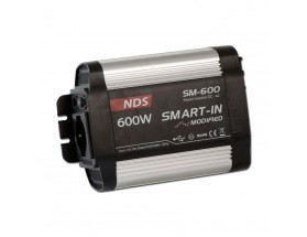 SM600-24 Convertidor Smart-in 230V/50-60Hz 24/600, onda modificada.