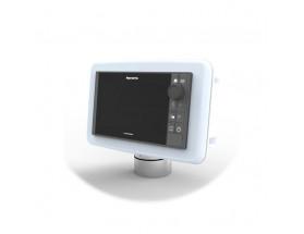 """SPD-9-W Soporte de sobremesa para displays multifunción de hasta 9"""", acabado en color blanco. Resuelva el desafío de encontrar una superficie de montaje nivelado para instalar sus pantallas en su motora."""