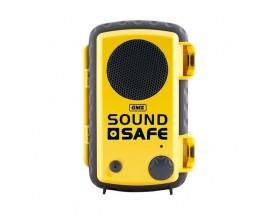 """SS001Y Carcasa acuática con amplificador 3"""", amarilla. Carcasa acuática robusta, resistente a agua pero que incluye como novedad un amplificador integrado y altavoz de 3"""" por lo que podrás utilizar tu dispositivo incluso dentro del agua"""