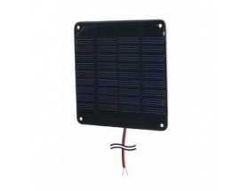 Panel solar para transmisor multicasco