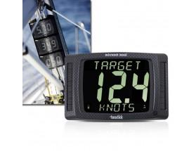 T210 Tacktick T210 - Display Maxi Multifunción. Un gran display para mástil, alimentado por el Sol, para yates de regata que proporciona datos altamente visibles y precisos. Dígitos extra-grandes de 50mm.