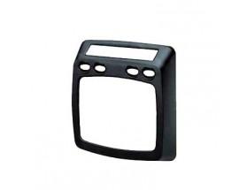 Carátula frontal para displays T110, T111 y T112, negro
