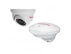 T70453 Pack de realidad aumentada con AR200 y CAM220. El pack de cámara de realidad aumentada Raymarine proporciona tecnología avanzada de estabilización de imágenes de video para las pantallas Axiom. Combine el AR200 con el CAM220 y Lighthouse 3.7
