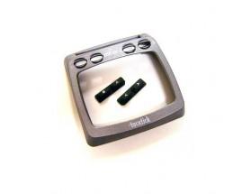 Carátula y botonera de repuesto para MN100-2