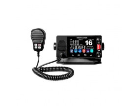 TS18S Radio VHF fija HM-TS18S con DSC-D, GPS, receptor AIS, NMEA2000 y pantalla táctil.