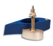 Transductor profundidad/temperatura pasacascos B260 + barquilla, 1kW