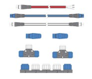 Kit de cableado SeaTalkNG para pilotos Evolution