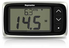 Display de Bidata i40 de Raymarine