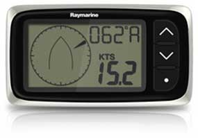 Display de Viento i40 de Raymarine