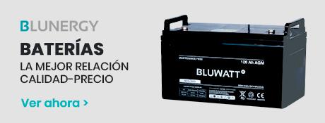 Baterías Blunergy